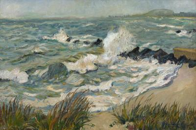 Richard Hayley Lever Incoming Tide