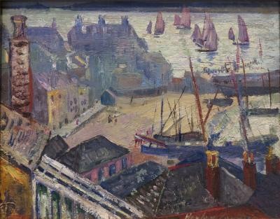 Richard Hayley Lever St Ives Cornwall c 1912 1915