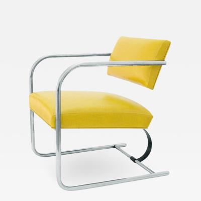 Richard Joseph Neutra Late Production Cantilever Chair by Richard Neutra