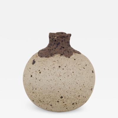 Richard Manz Vase in Stoneware