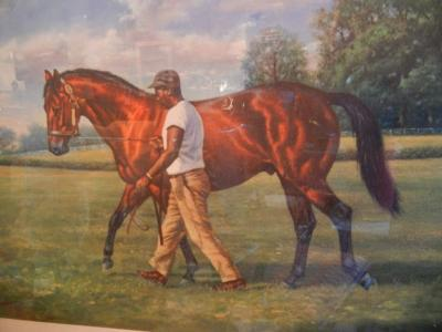 Richard Stone Reeves Thoroughbred Ribot Limited Edition Print by Richard Stone Reeves