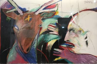 Rick Bartow Little Deer