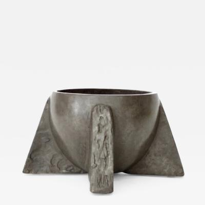 Rick Owens RICK OWENS BRONZE SCULPTURAL COUPE NITRATE PATINA