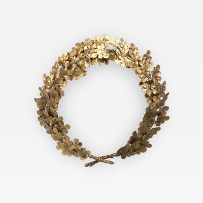 Rien Bekkers Hanging Lauwer Crown from the Shakespearean series by Rien Bekkers