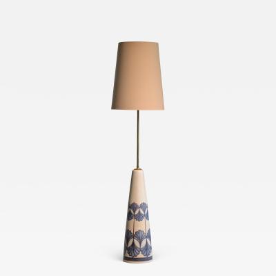 Rigmor Nielsen Rigmor Nielsen ceramic floor lamp