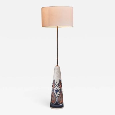 Rigmor Nielsen Rigmor Nielsen floor lamp for Soholm Denmark