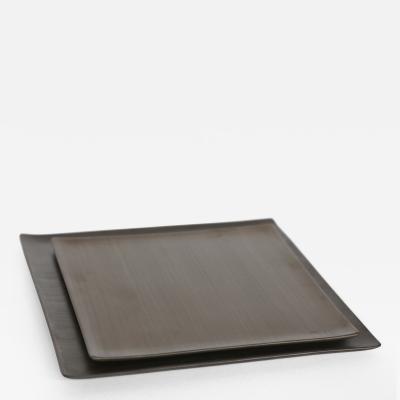 Rina Menardi Rina Menardi Handmade Ceramic Square Trays