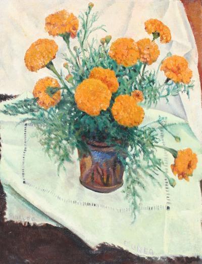 Rinaldo Cuneo African Marigolds