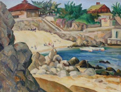 Rinaldo Cuneo Lovers Point Pacific Grove