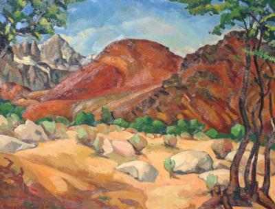 Rinaldo Cuneo Mt Whitney Alabama Foothills