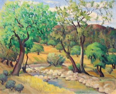 Rinaldo Cuneo Spring Trees