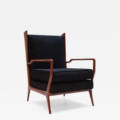 Rino Levi 1960s Armchair