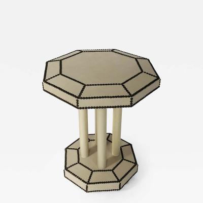 Rivoli Side Table by Bourgeois Boheme Atelier