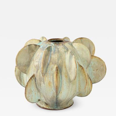 Robbie Heidinger Big Bud Vase 5 by Robbie Heidinger