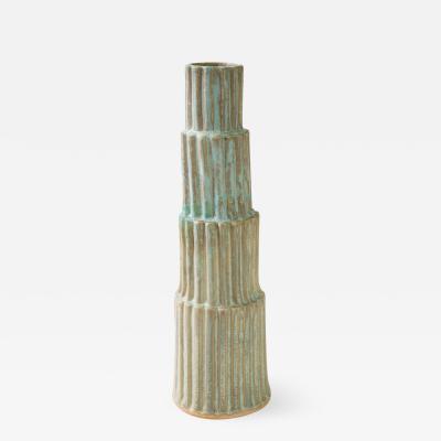 Robbie Heidinger Stack Vase 1 by Robbie Heidinger