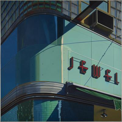 Robert Cottingham Jewel
