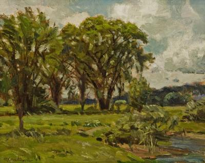 American Impressionist Paintings