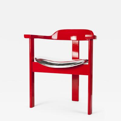 Robert Haussmann Red Haussmann Expo Chair