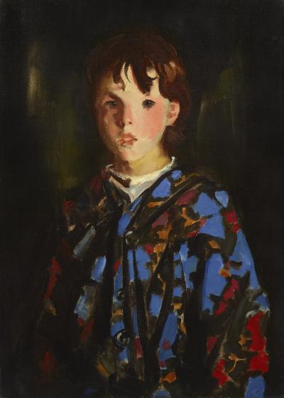 Robert Henri Dark Bridget Lavelle