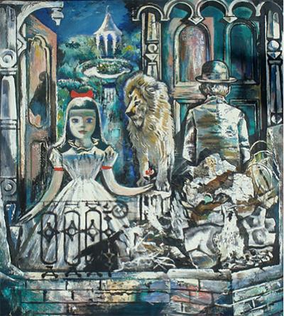 Robert Joseph McIntosh Alice in Wonderland