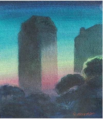 Robert Joseph McIntosh Century City