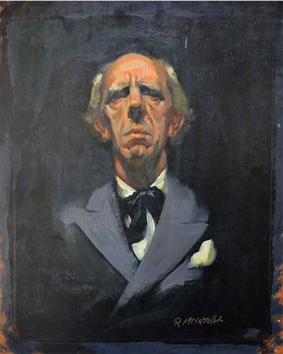 Robert Joseph McIntosh Headmaster