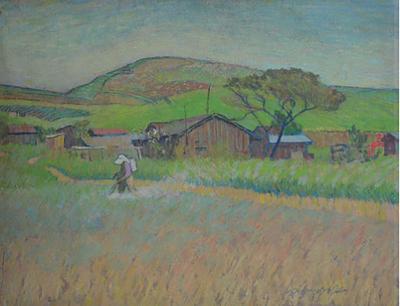 Robert Joseph McIntosh Japanese Farm