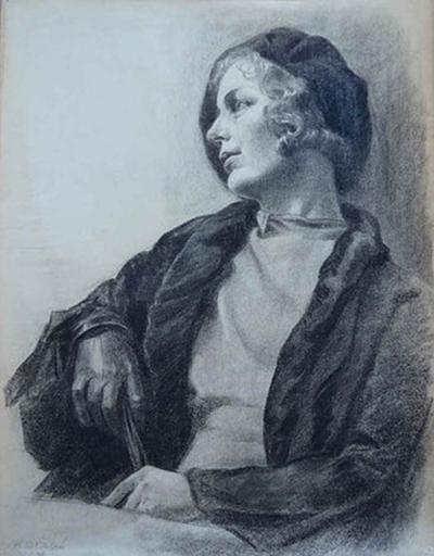 Robert Joseph McIntosh Mademoiselle