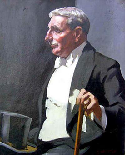 Robert Joseph McIntosh Nigel