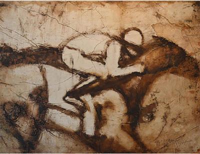 Robert Joseph McIntosh The Jockey
