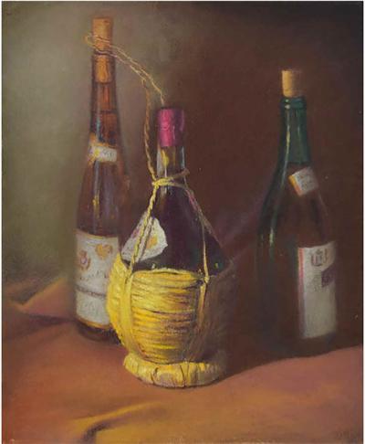 Robert Joseph McIntosh Three Good Bottles