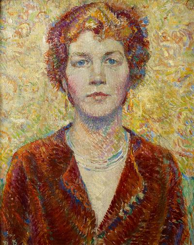 Robert Lewis Reid Robert Reid 1865 1929 American Lived Active Massachusetts