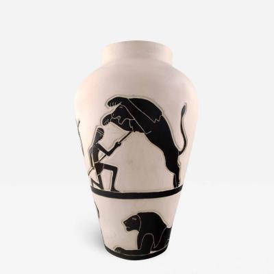Robert Loiseleur Robert Loiseleur for Lezoux French ceramist