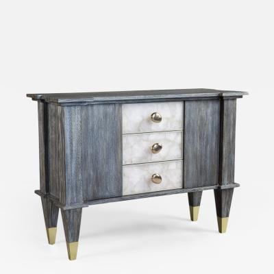 Robert Marinelli Blythe Cabinet by R Marinelli Furnishings edited by BG USA 2019