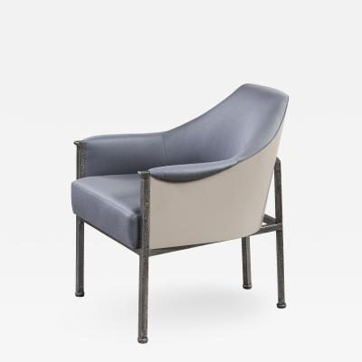 Robert Marinelli Pair of Sejour Armchairs by Robert Marinelli Design Los Angeles USA 2019