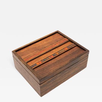 Robert McKeown Robert McKeown Box with Resin Inlay