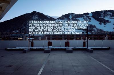 Robert Montgomery The City in their Echos