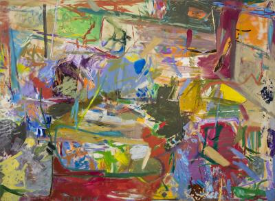 Abstract Expressionist Paintings