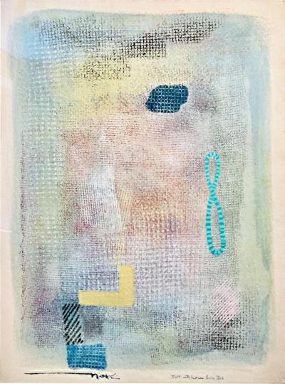 Robert Natkin Untitled ca 1975