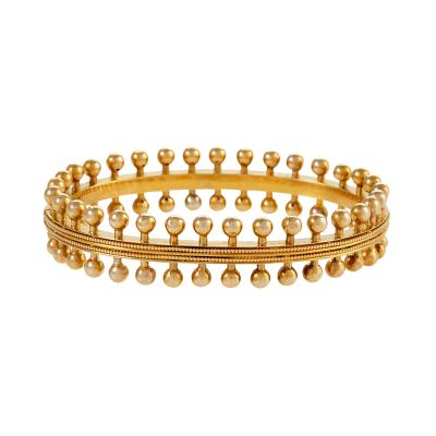 Robert Phillips Victorian Gold Bracelet by Robert Phillips
