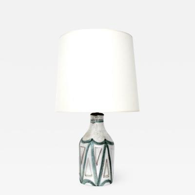 Robert Picault French Ceramic Table Lamp by Robert Picault from Vallauris
