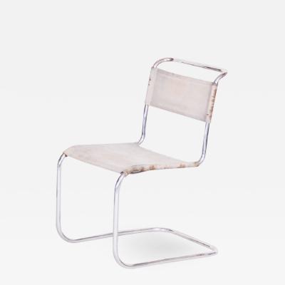 Robert Slezak 20th century Bauhaus Czech Chair