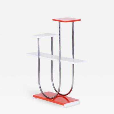 Robert Slezak 20th century Bauhaus Czech Flower stand