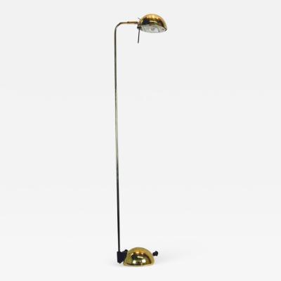 Robert Sonneman Brass Floor Lamp by Robert Sonneman for George Kovacs