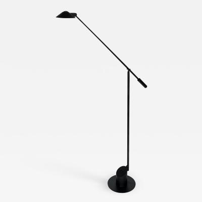 Robert Sonneman Feather Floor Lamp by Robert Sonneman for George Kovacs