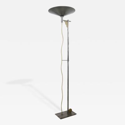 Robert Sonneman Rare Floor Lamp by Robert Sonneman for Kovacs 1980s