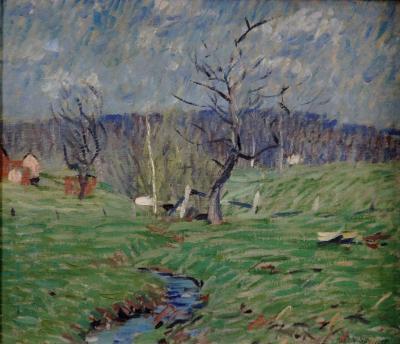 Robert Spencer Meadowland