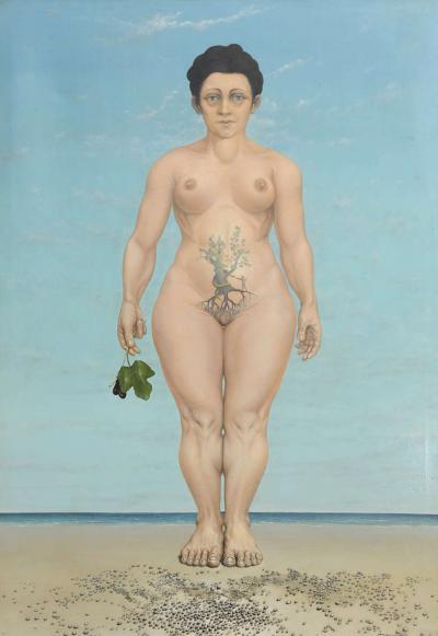 Robert Springfels Female by Robert Springfels 1970