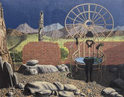 Robert Springfels Ruths Dream by Robert Springfels 1968