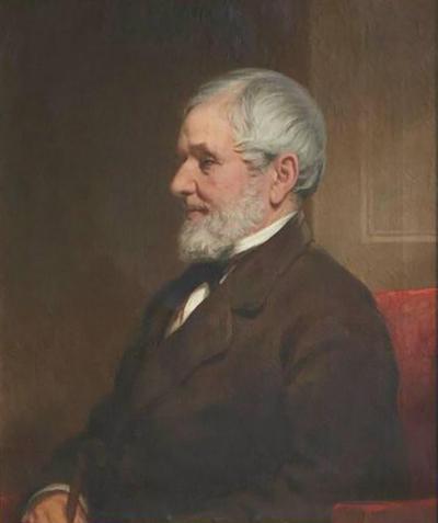 Robert Walter Weir Robert Walter Weir Self Portrait circa 1870
